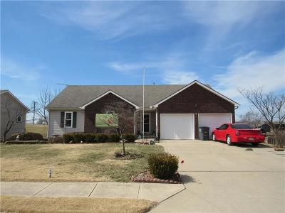 Harrisonville MO Single Family Home For Sale: $189,900
