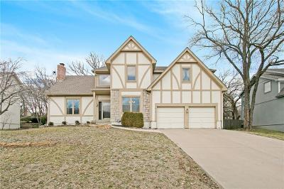 Lenexa Single Family Home For Sale: 14714 W 83rd Street