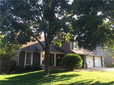 Overland Park Single Family Home Show For Backups: 12656 W 105th Street