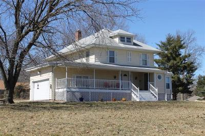 Single Family Home For Sale: 802 N Thornton Street