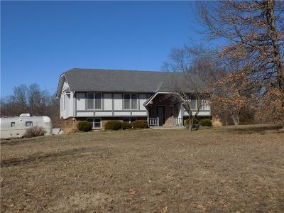 Pleasant Hill MO Single Family Home For Sale: $250,000