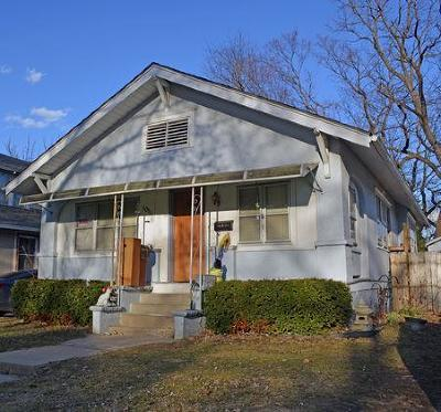 Kansas City KS Single Family Home For Sale: $45,000