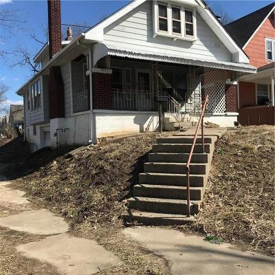 Kansas City MO Single Family Home For Sale: $19,500