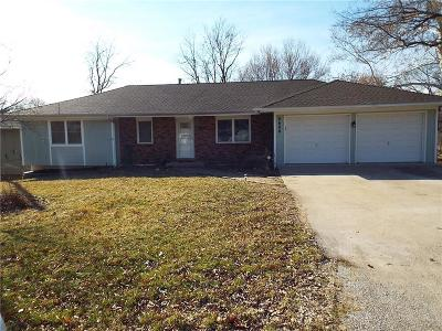 Clay County Single Family Home For Sale: 6606 S Elm Street