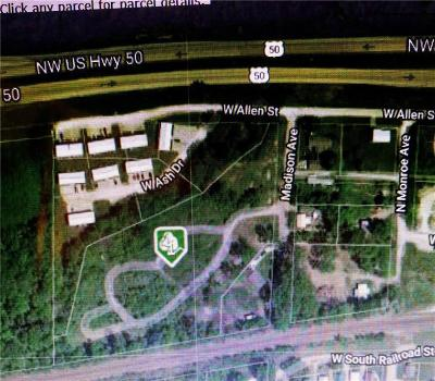 Knob Noster Residential Lots & Land For Sale: 411 N Madison Avenue