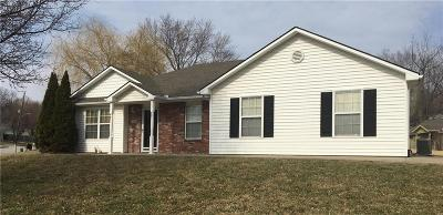 Blue Springs Single Family Home For Sale: 705 NE Locust Drive