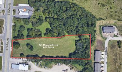 Raymore Residential Lots & Land For Sale: 225 N Madison Avenue