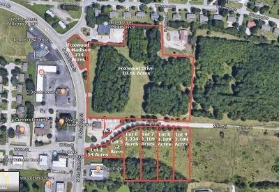 Raymore Residential Lots & Land For Sale: Madison Avenue