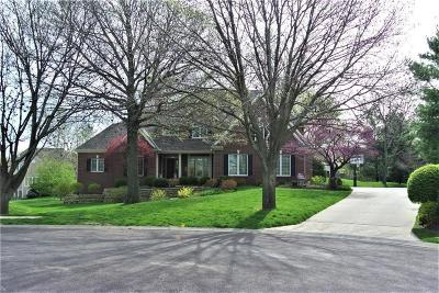Cass County, Clay County, Platte County, Jackson County, Wyandotte County, Johnson-KS County, Leavenworth County Single Family Home For Sale: 9511 W 146th Terrace