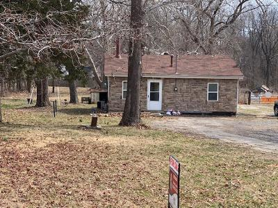 Kansas City KS Single Family Home For Sale: $70,000
