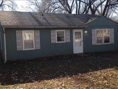 Kansas City KS Single Family Home For Sale: $72,900