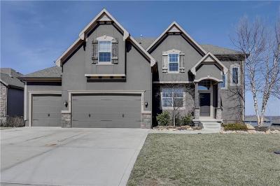 Olathe Single Family Home For Sale: 12444 S Dunraven Street