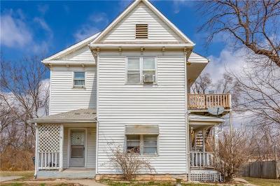 Olathe Multi Family Home For Sale: 730 W Park Street