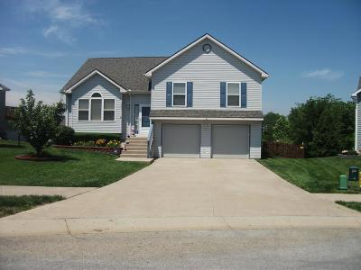 Platte City Single Family Home For Sale: 12630 Oakwood Drive