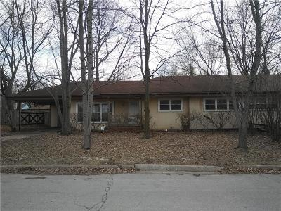 Cass County Duplex For Sale: 500 Cactus Drive