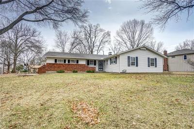 Kansas City Single Family Home For Sale: 1011 E 110th Street