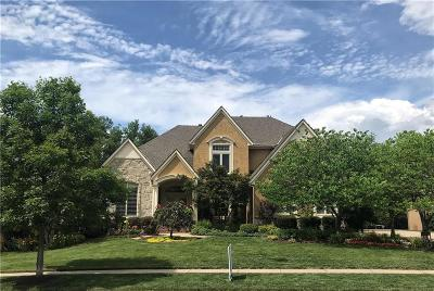 Leawood Single Family Home For Sale: 15430 Ironhorse Circle