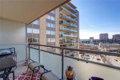 Kansas City Condo/Townhouse For Sale: 4545 Wornall Road #611