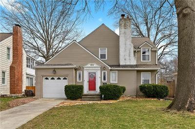 Kansas City Single Family Home For Sale: 7731 Ward Parkway Plaza