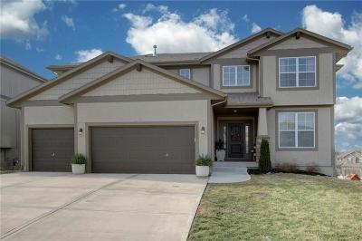 Olathe Single Family Home For Sale: 22229 W 121st Court