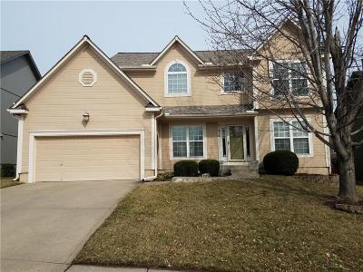 Shawnee Single Family Home For Sale: 21416 W 50 Terrace