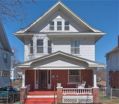 Kansas City Single Family Home For Sale: 4212 Windsor Avenue
