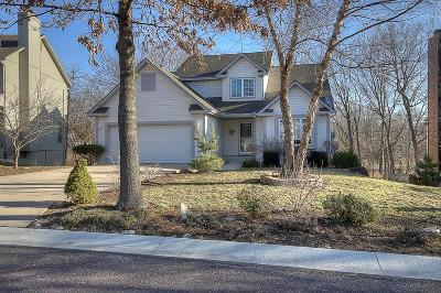 Overland Park Single Family Home Show For Backups: 6402 W 155th Street