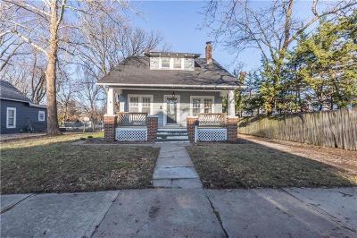 Olathe Single Family Home For Sale: 115 S Pine Street