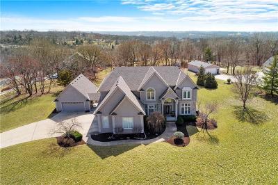 Shawnee Single Family Home For Sale: 6402 Hillside Street