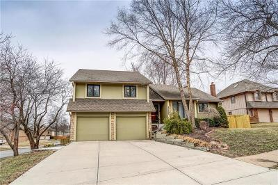 Overland Park Single Family Home Show For Backups: 13296 W 112th Street