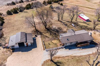 Single Family Home For Sale: 17653 Eisenhower Road