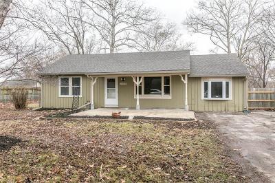 Jackson County Single Family Home For Sale: 12930 Blue Ridge Boulevard