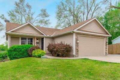 Paola Single Family Home For Sale: 1013 E Piankishaw Street