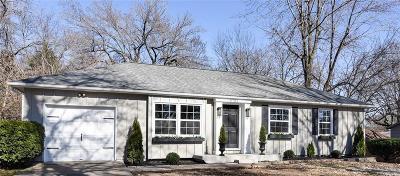 Overland Park Single Family Home Show For Backups: 8781 Larsen Street