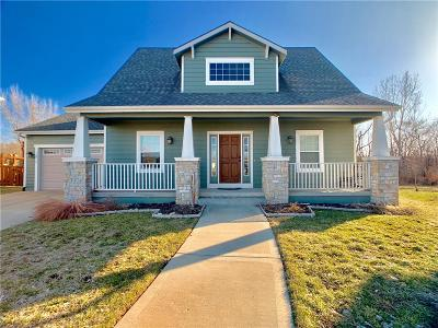 Kansas City Single Family Home For Sale: 3812 S Thompson Circle