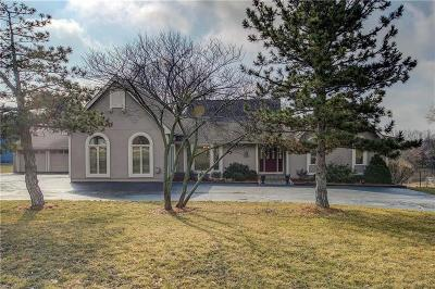 Shawnee Single Family Home For Sale: 21935 W 73rd Terrace