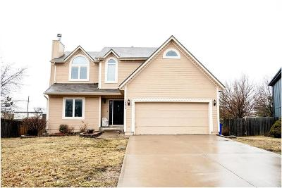 Olathe Single Family Home For Sale: 18670 W 159 Terrace