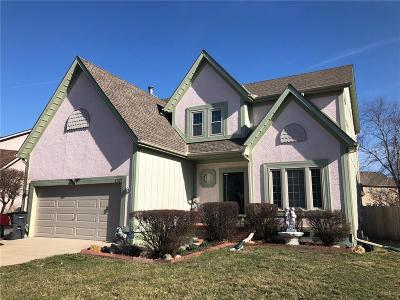Olathe Single Family Home For Sale: 1202 E Meadow Lane