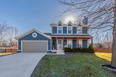 Shawnee Single Family Home For Sale: 5129 Noreston Street