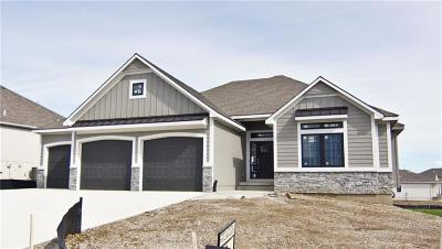 Cass County, Clay County, Platte County, Jackson County, Wyandotte County, Johnson-KS County, Leavenworth County Single Family Home For Sale: 1312 NE Goshen Drive