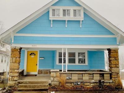 Kansas City Single Family Home For Sale: 3005 Askew Avenue