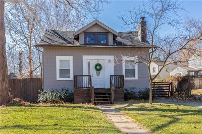 Kansas City MO Single Family Home For Sale: $112,000