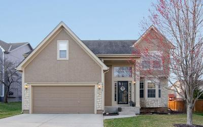 Overland Park Single Family Home Show For Backups: 13215 W 137th Terrace