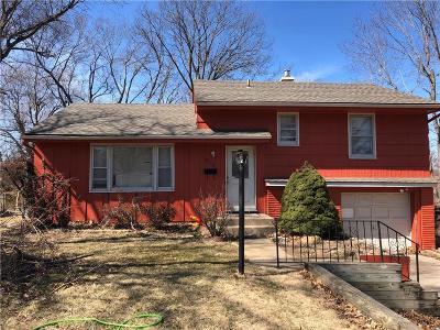 Raytown Single Family Home For Sale: 8500 Everett Street