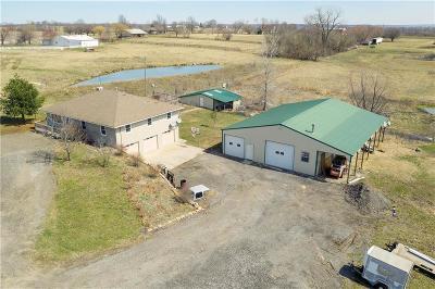 Bonner Springs Single Family Home For Sale: 15080 150th Street