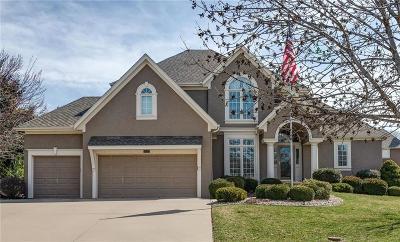 Overland Park Single Family Home For Sale: 14301 Woodson Street