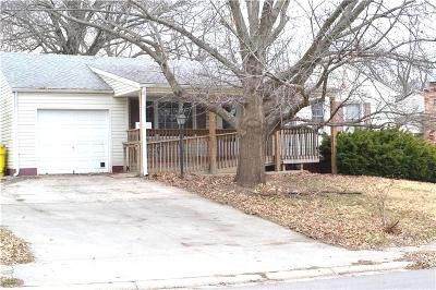 Independence Single Family Home For Sale: 3601 N Pleasant Street