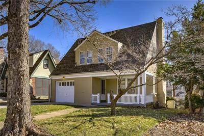 Kansas City Single Family Home For Sale: 6721 Locust Street