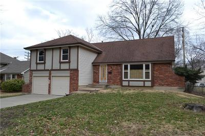 Overland Park Single Family Home For Sale: 9819 Wedd Drive