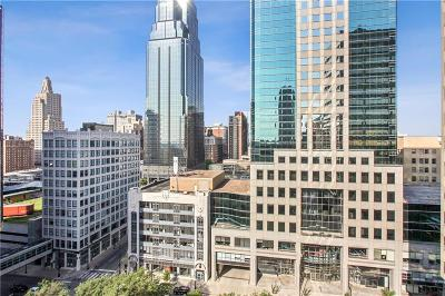 Kansas City Condo/Townhouse For Sale: 1101 Walnut Street #605
